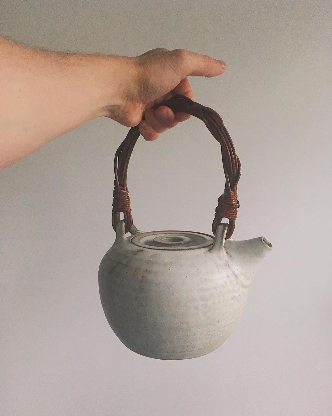 Ready for that morning brew   This and more of my work will be available at as part of this weekend ---teapot