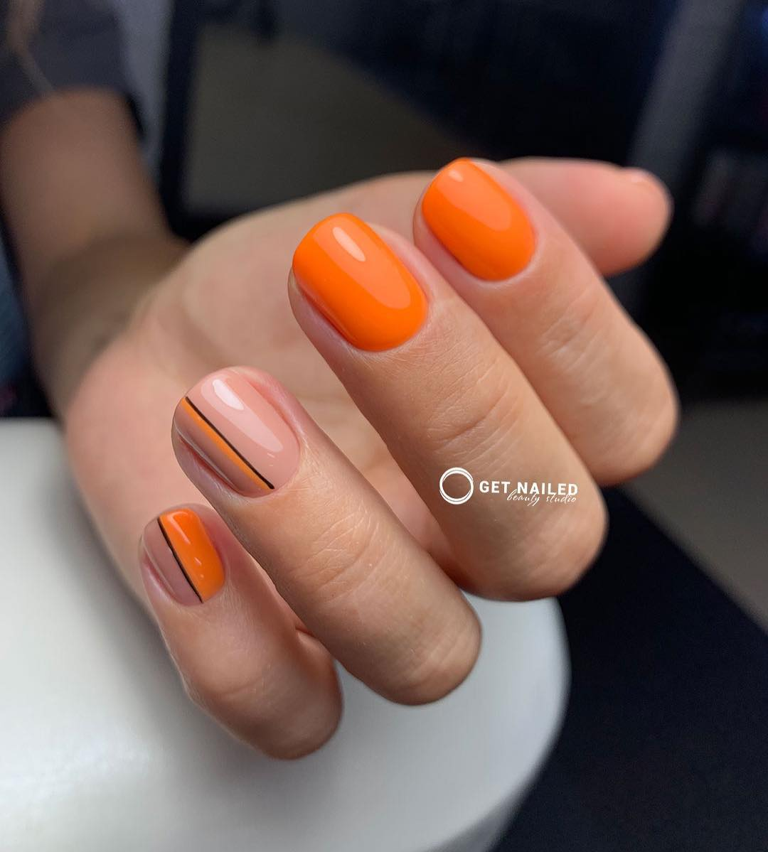 Major color trend this summer  Nails done by KarinaYou can book your appointment on getnailed.co, through DM, WhatsApp +34 680 576 151 or simply by leaving a comment ..luxiogel