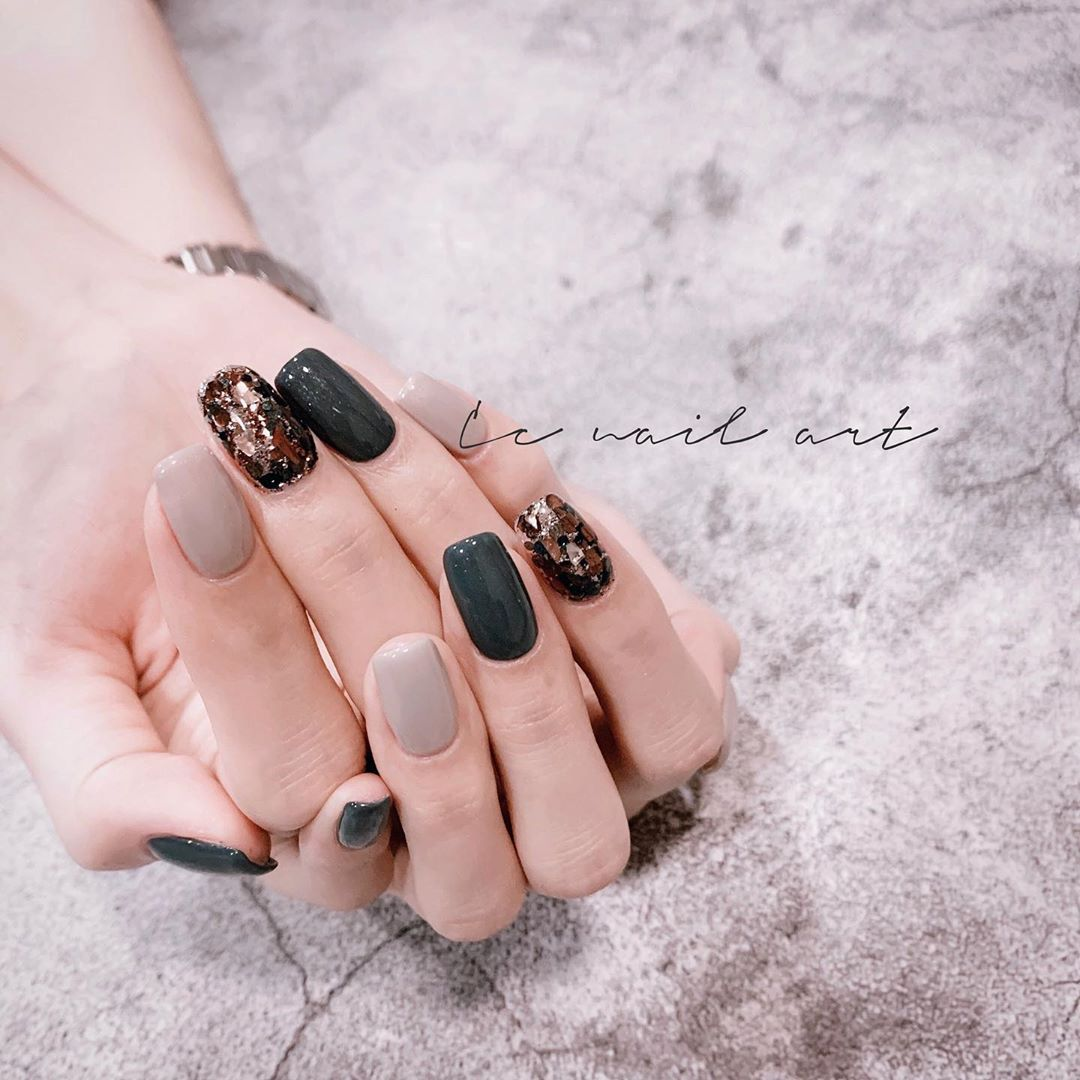 Nails by  cc zhang (or):106Line ID(+Fb:C.c_nail
