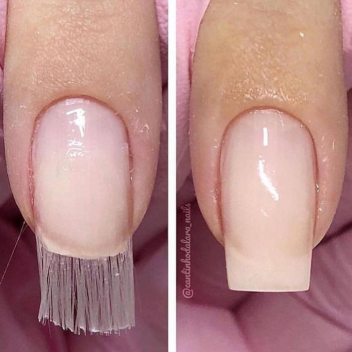 acryllic or gel? @cantinhodalara_nails