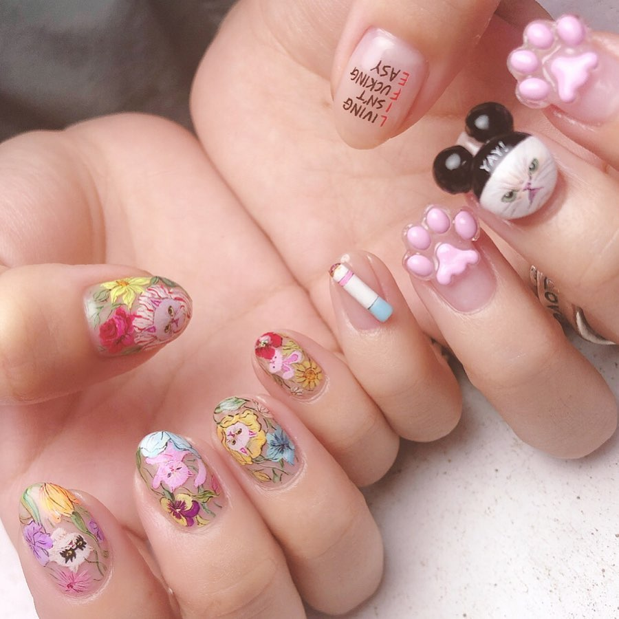 Nails for