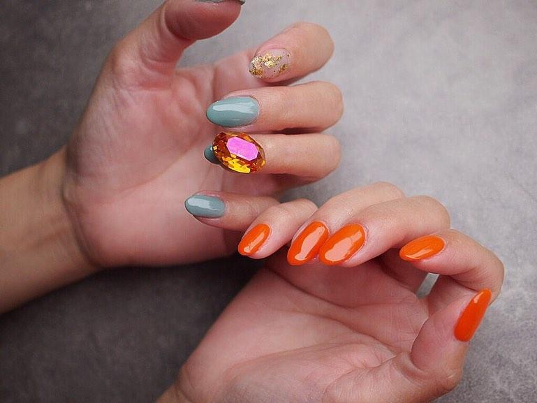 ......nail salon mignon  .1-15-18FRANCE bldg.2F.LINE nailmignon.8.9.10.