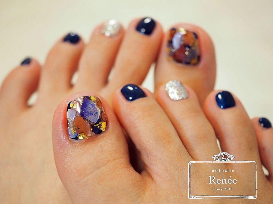 .Foot nailnailsalon Rene  webRene 15-23-908tel:06-6312-3500LINE Rene by Beauland 6-11 Ashiya Grotto302tel:0797-34-2220LINE O083.T s013