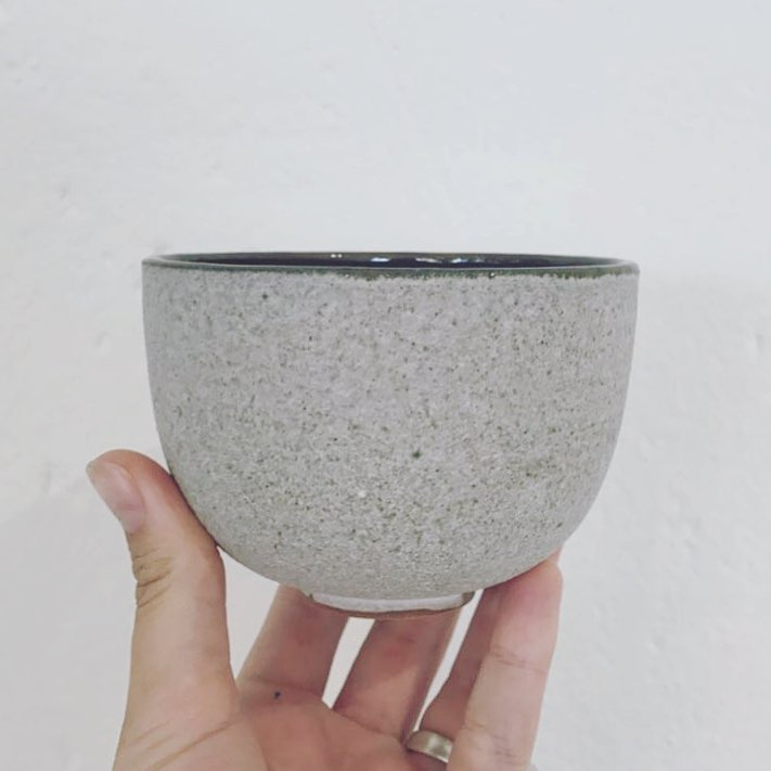 Beautiful new bowl by Laetitia Di Gioia. livethelittlethings